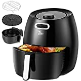 Best Air Fryers - Uten 6.5L Air Fryer 1800W with Rapid Air Review