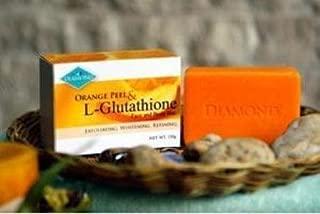 Diamond Orange Peel & L-Glutathione Face & Body Bar