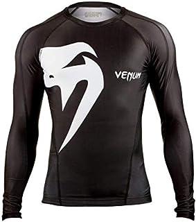 VENUM RASHGUARD venom fighting tight dry compression sport T-shirt anti-wear bodysuit, A good bodysuit for fitness and exe...