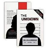 The Unknown Fall 1 – der Millionenplan, Krimi Escape Room Game – Tatort Spiel für Erwachsene und Familien für Zuhause