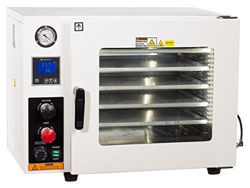 Across International CSA Certified 110V Vacuum Oven, Stainless Steel