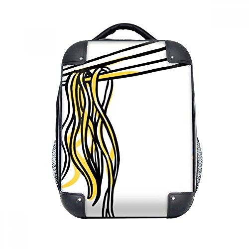 DIYthinker China Chinese Dish Nudel Traditionelle Muster-harter Fall Schulter Kind-Rucksack-Geschenk 15