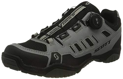 Scott Damen Sport Crus-R BOA Reflective Lady Sneaker, Reflec Bk, 39 EU