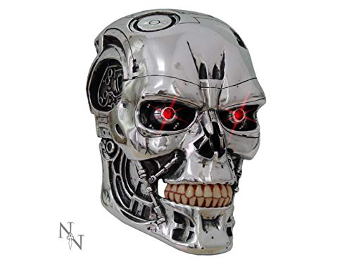 TERMINATOR 2 T-800 WAND REPLICA HEAD