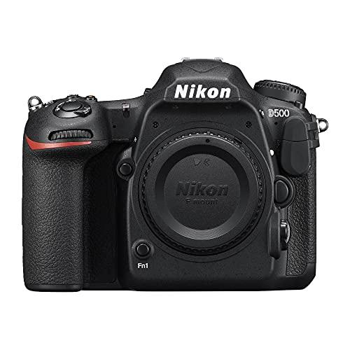 Câmera Fotográfica D500 Body