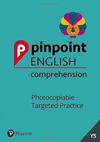 Pinpoint English Comprehension Year 5: Photocopiable Targete