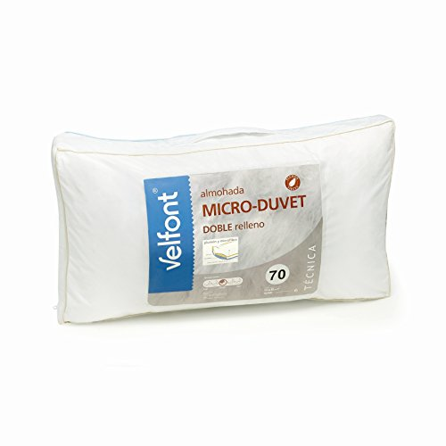 Velfont Micro-Duvet Almohada 70X40