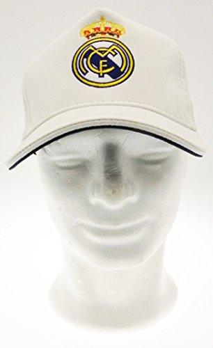 Unbekannt Real Madrid Bonnet Baseball avec Logo brodé