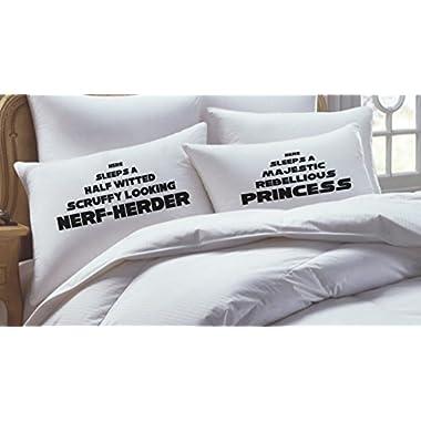 KING SIZE- Star Wars Inspired Pillowcase Set