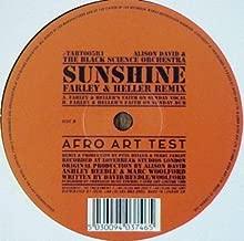 BLACK SCIENCE ORCHESTRA / SUNSHINE (REMIXES)