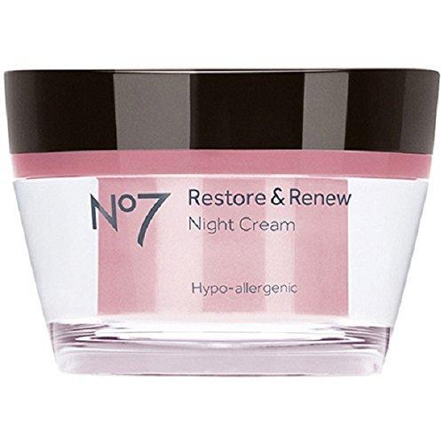 No7 Restore and Renew Night Cream