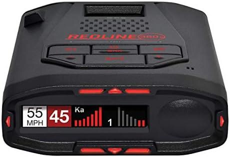 Escort Redline360C Laser Radar Detector Extreme Range AI Assisted Filtering Rapid Response Times product image
