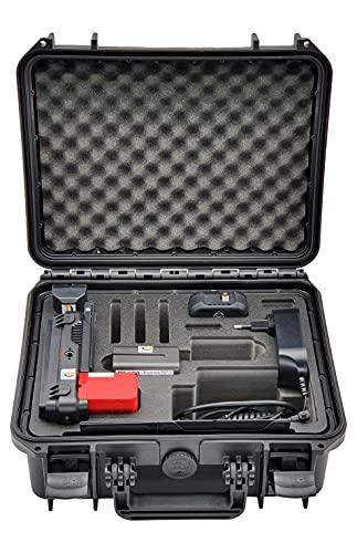 MC-CASES® Koffer für Atomos Ninja V Monitor Koffer – Extrem stabil & Robust – Für den Professionellen Einsatz – In Deutschland hergestellt