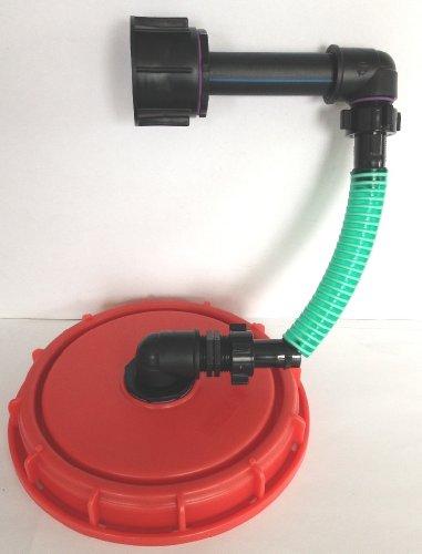 AQUAFORTE Fitting fc148 110/x 90 noir flexible 13/x 13/x 10/cm manchon r/éducteur