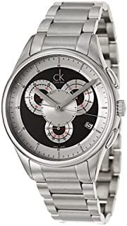 Calvin Klein Casual Watch For Men Analog Stainless Steel - K2A27104