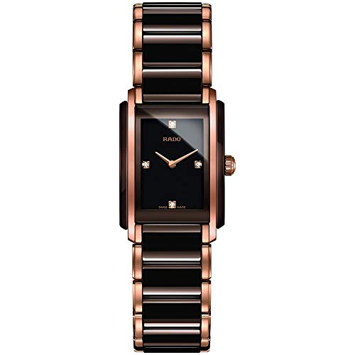 [ラドー] レディース INTEGRAL CERAMIC DIAMOND ウォッチ 腕時計 R20201712 22mm [並行輸入品]