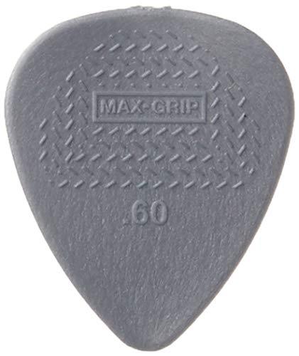 Dunlop MAX-GRIP púas para guitarra de nailon estándar