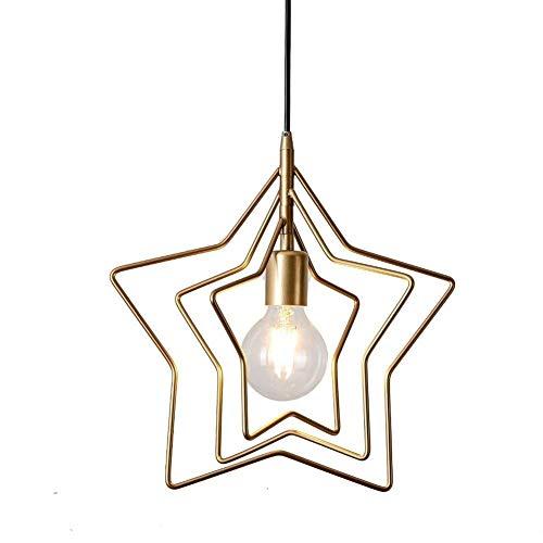 Martillo lámpara noche lámpara estrella cinco puntas