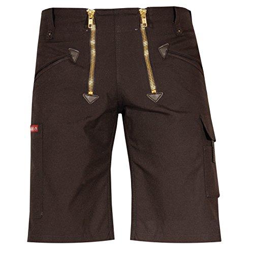 OYSTER Zunft-Shorts Arbeits-Hose CORDURA® - schwarz - Größe: 56