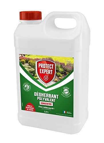 PROTECT EXPERT PROHERBIO25 Désherbant Polyvalent concentre 2,5 L