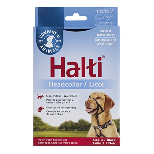 dog harness nose - 9