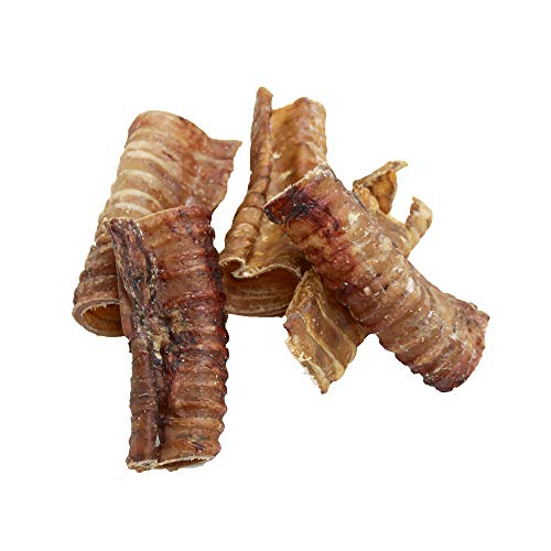 Croci Niki Natural Barf Dieta Barf per Cani Trachea Bovina 12cm 200g 220 gr