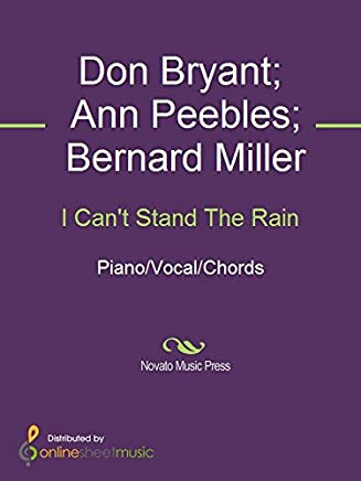 I Can't Stand The Rain (English Edition)