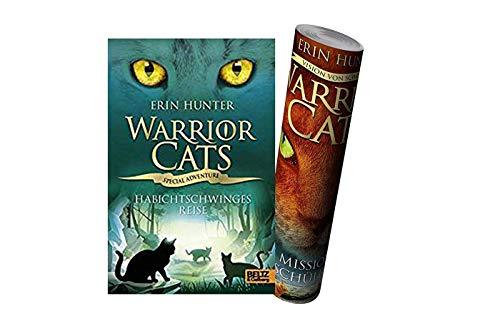 WARRIOR CATS: Special Adventure Staffel VI. Habichtschwinges Reise + Warrior Cats Poster