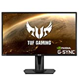 ASUS TUF Gaming VG27AQ1A Gaming Monitor – 27' WQHD (2560 x 1440), IPS, 170Hz, 1ms MPRT, Extreme Low Motion Blur, G-SYNC Compatible ready, HDR 10