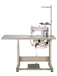 Singer 20U109 Complete Industrial Commercial-Grade Zigzag and Straight-Stitch Machine