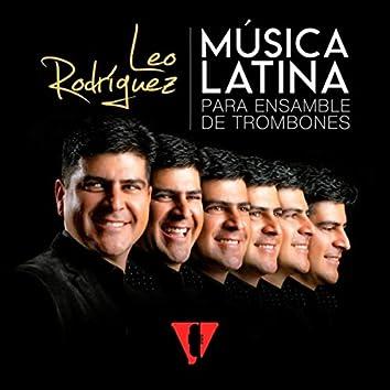 Música Latina para Ensamble de Trombones