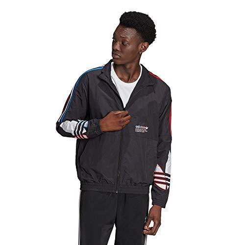 adidas GN3582 TRICOL TT Pullover Mens Black M