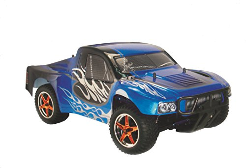 Amewi 22069 Short Course Truck Brushless 4WD, 2 4GHz, M1 10*