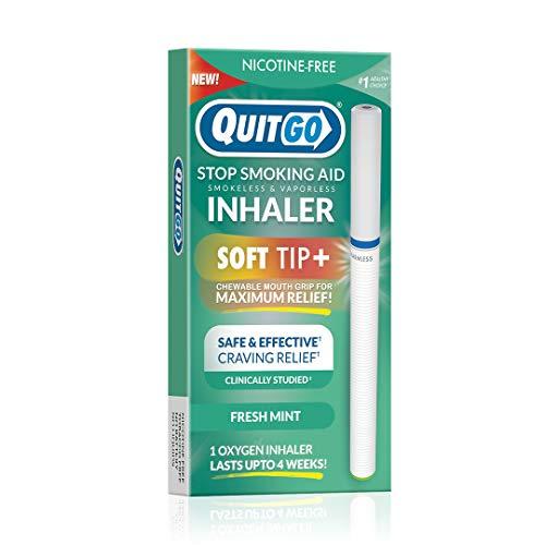 Stop Smoking, Smokeless Inhaler with Soft Tip...