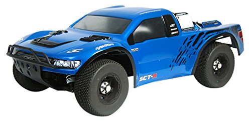 J Concepts 0090 Illuzion Slash SC10 Ford Raptor SVT SCT-R Body