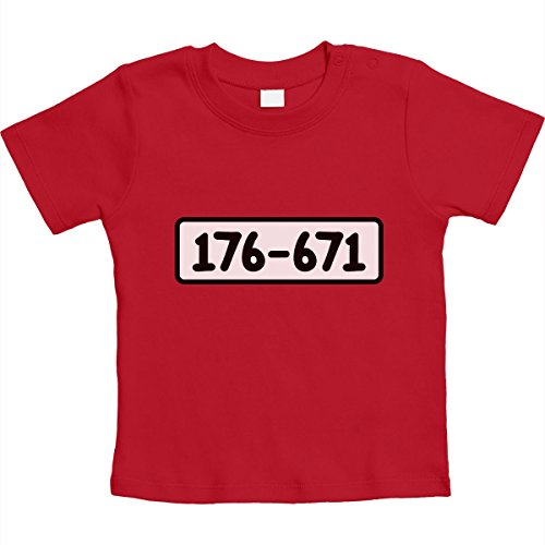 Pantserknacker banditen bande kostuum carnaval unisex baby T-shirt maat 66-93