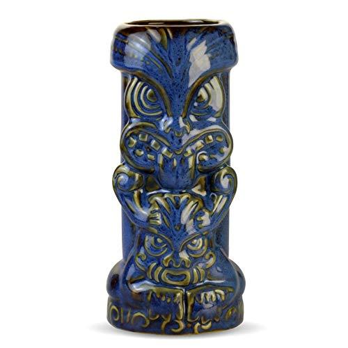 SMNHSRXH Uilvormig tiiki beker keramische schaal hete bierschaal koffiekop Tiki Cup keramische crafts bierpul
