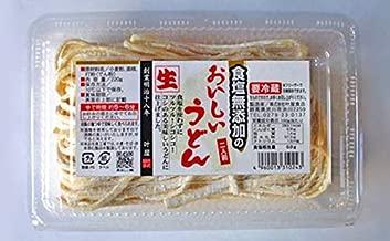叶屋 食塩無添加のおいしいうどん 220g×1パック