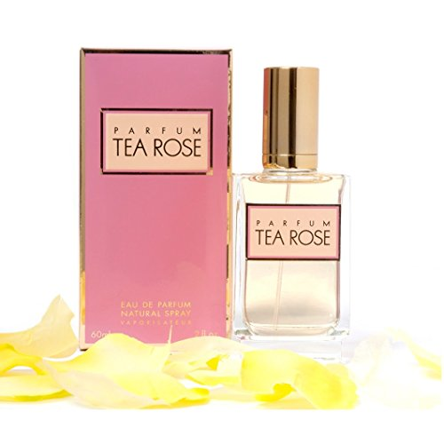 TEA ROSE Parfum for Women 2OZ / 60ML EDP