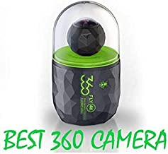 360fly 4K 360 Panoramic Video Camera with WiFi and Bluetooth FLYC4KC01BEN