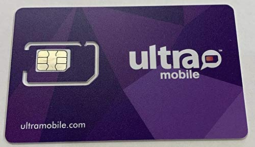 Ultra Mobile $19 Plan with 3 Months Service
