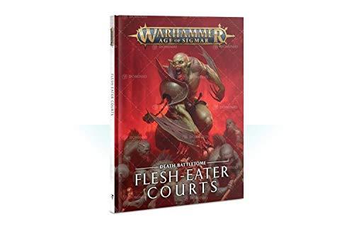 Warhammer Age of Sigmar Battletome: Flesh - Eater Courts (English)