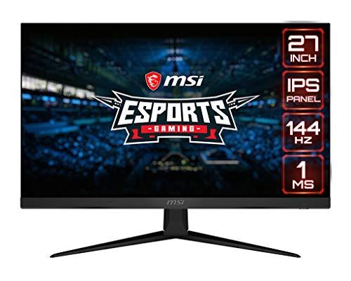 "MSI Optix G271 69cm (27\"") FHD IPS Gaming-Monitor DP/HDMI FreeSync 144Hz 1ms"