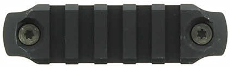 BRAVO COMPANY BCM Keymod Aluminum Picatinny Rail Section, Black, 3