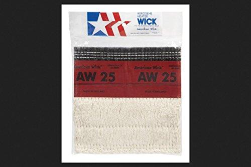 American Wick Kerosene Heater Wick Fits Comfort-Glow Gc-19, C20000 & C20000a, Crestline 3880