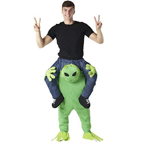 Morph Disfraz Extraterrestre a Caballito para adultos
