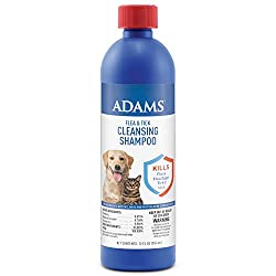 best flea shampoo for cats
