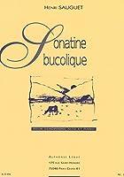ソーゲ : 牧歌的ソナチネ (サクソフォン、ピアノ) ルデュック出版