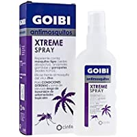 GOIBI XTREME ANTIMOSQUITOS TROPICAL LOCION REPELENTE 75 ML