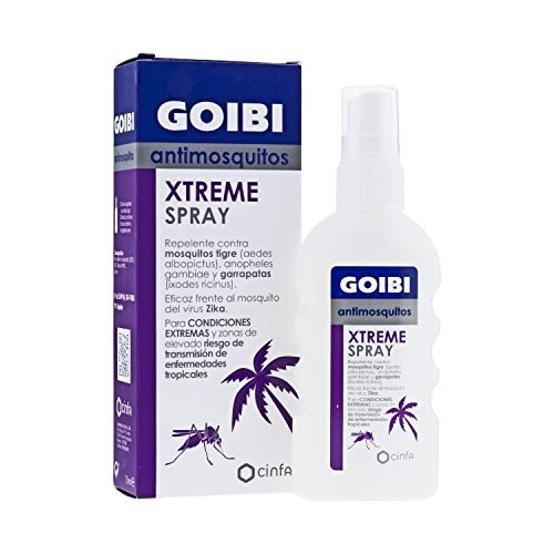 XTREME GOIBI ANTIMOSQUITOS TROPICAL REPELLENT LOTION 75 ML